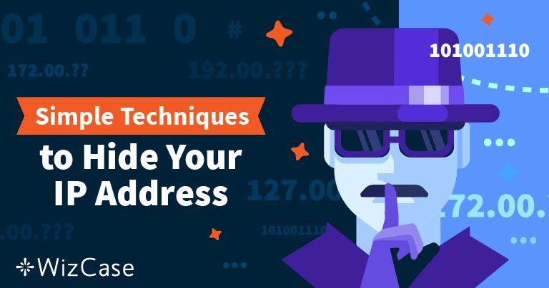 IPアドレスを隠して匿名になる方法