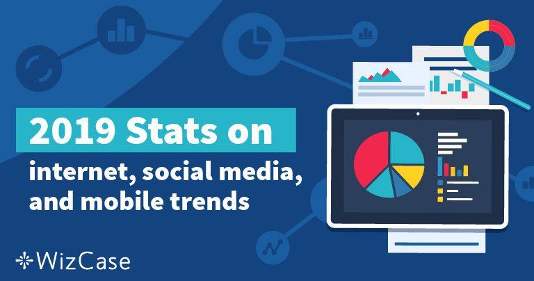 インターネットとソーシャルメディアに関する23の面白い統計情報【2021年最新版】
