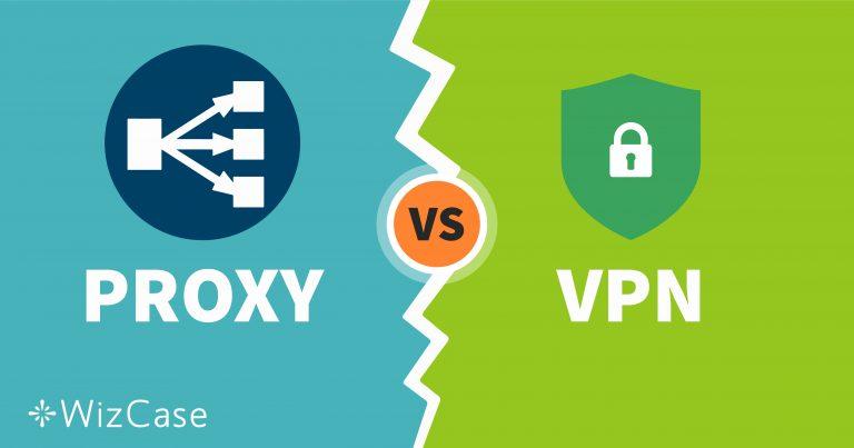 プロキシとVPN:あなたに適したオンラインセキュリティーツールは?