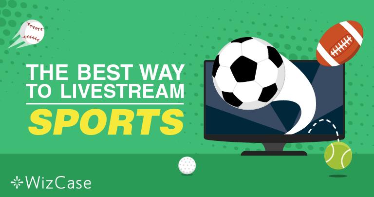 インターネットから無料でスポーツを生中継する方法【2019年版】