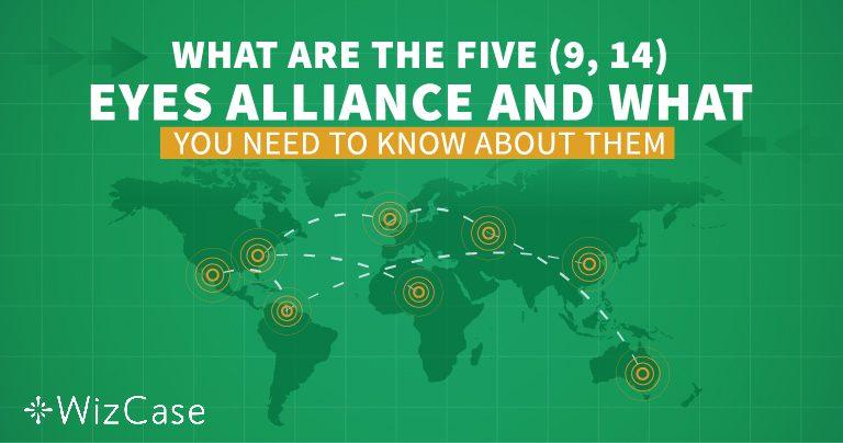 VPNを選ぶ前に5、9、14アイズ同盟についてしっかり理解しましょう!