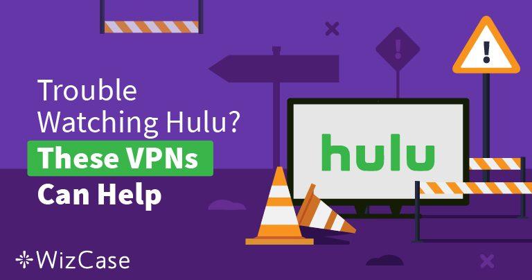 Huluの制限を回避して安全に視聴するのに最適なVPN【2020年版】