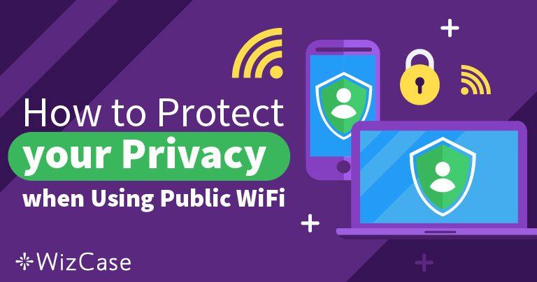 公共Wi-Fiでのセキュリティー対策 Wizcase