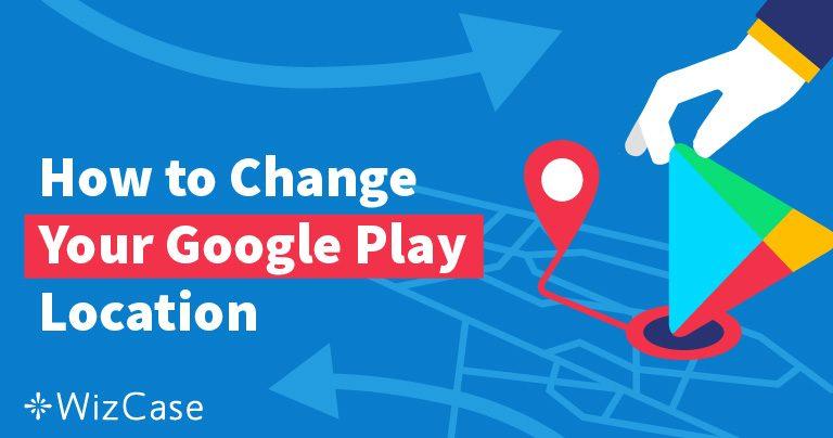 Google Playの国を変更する方法