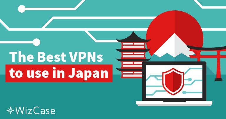 日本に最適なVPNトップ5【匿名でセキュリティー対策するのに最適!2019年版】