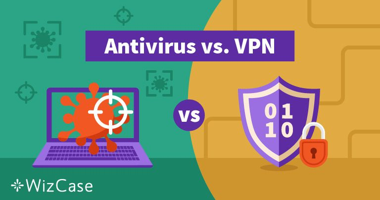 ウイルス対策ソフトとVPN:本当に両方とも必要なの?