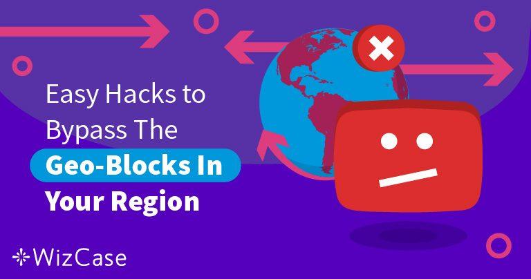 VPN:「この動画は、お住いの国では公開されていません」というエラーメッセージの対処方法