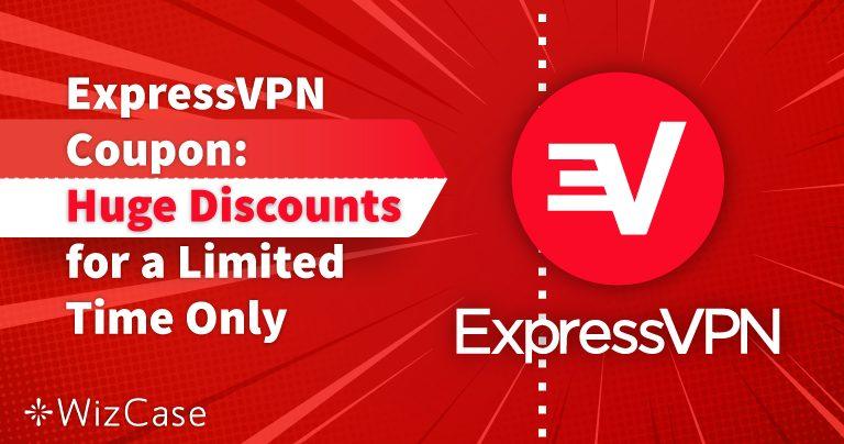 ExpressVPN クーポン 2021: 49%オフ + 3ヶ月間無料