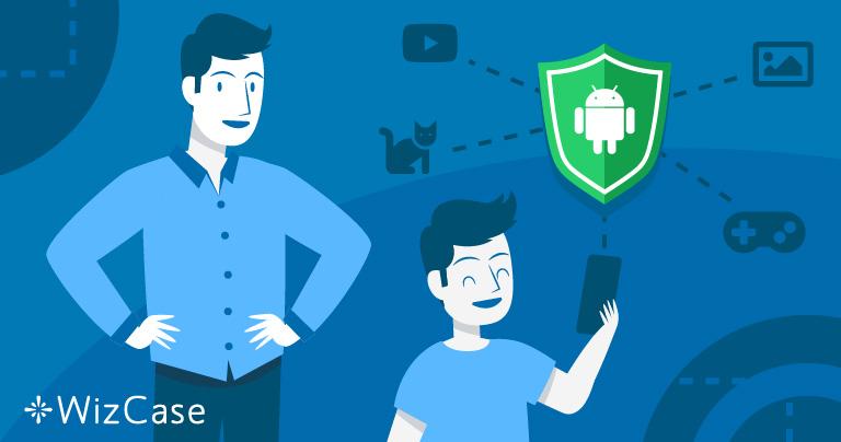 Android向けおすすめペアレンタルコントロールアプリ–(4月 2021にテスト済み)